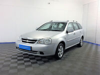 Bad Credit Car Finance and Nationwide Delivery Available Chevrolet LACETTI SX