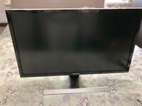 Samsung 28inch UHD monitor 60hz, 1ms response