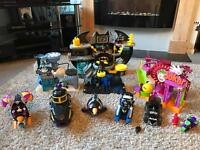 Imaginex play sets and figures