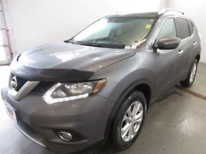 2015 Nissan Rogue SV- AWD! BACK-UP CAM! ALLOYS! HEATED SEATS!