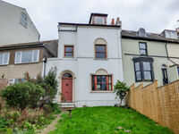 FOR SALE - UNIQUE PERIOD 3/4 BED TOWNHOUSE OF CHARACTER - PRIMROSE TERRACE, GRAVESEND, KENT £360,000
