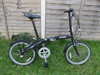 Oyama folding bike
