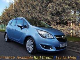 MAY 2014 VAUXHALL MERIVA ENGERY 1.4 16v PETROL TURBO MPV 1OWNER FROM NEW EXCELLENT CONDITION ONLY61k