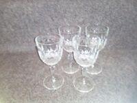 Port glasses