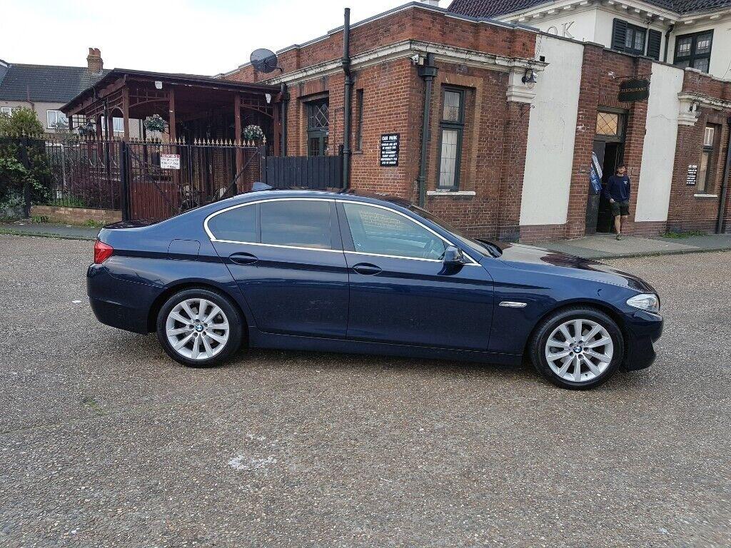 2011 BMW F10 520d - Manual - 135k Miles - NAVI - Full Black Leather | in  Dagenham, London | Gumtree