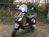 Vespa Piaggio LX50