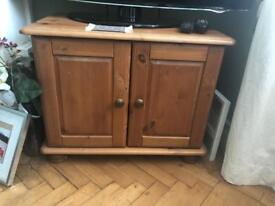 Pine Cabinet/TV Stand