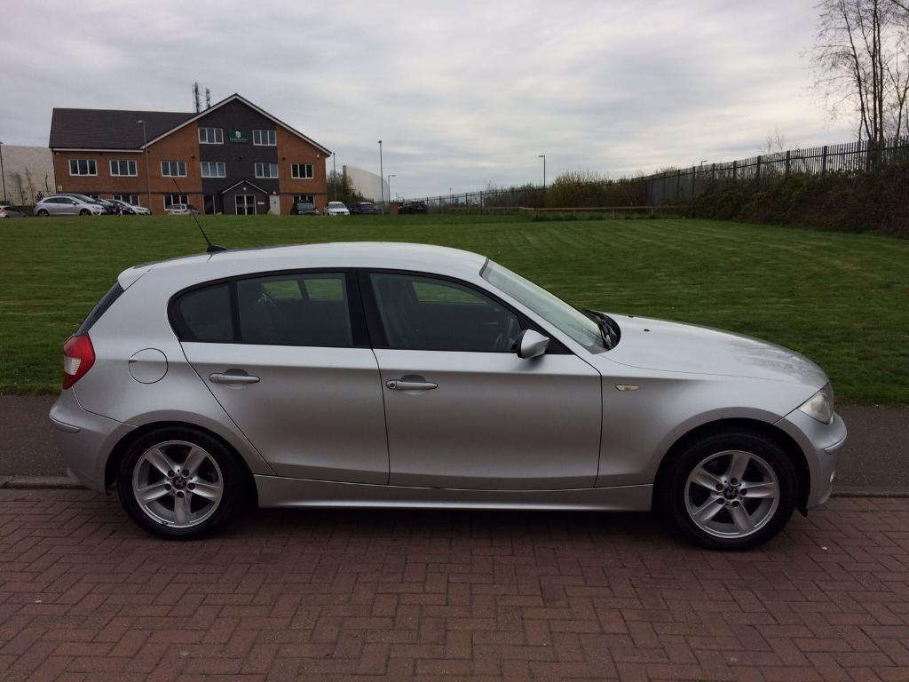 2005 bmw 116i sport needs repair in east end glasgow gumtree. Black Bedroom Furniture Sets. Home Design Ideas