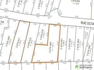 123 000$ - Terrain résidentiel à vendre à Victoriaville