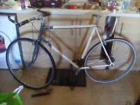 Ideal ridable fixie project