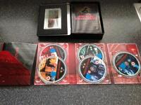 Blade Runner special edition 5 DVD tin set with hologram