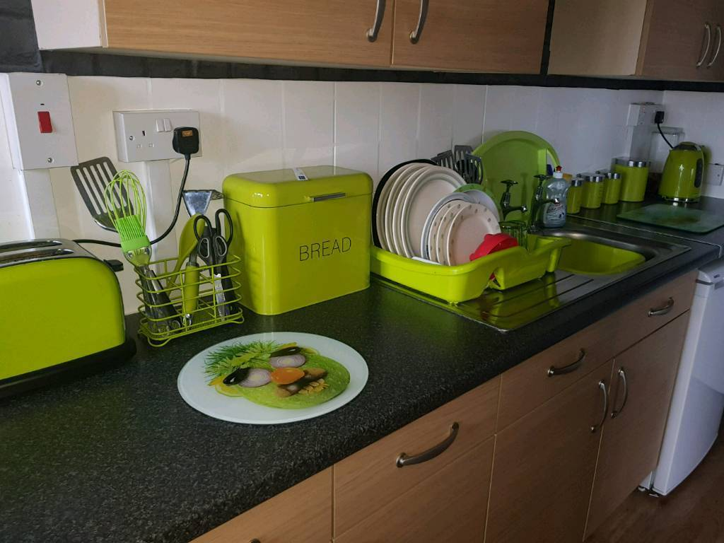 Lime Green Kitchen Stuff All