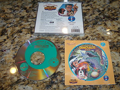 The Last Dinosaur Egg (PC) Game (Near Mint)
