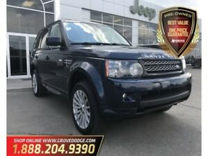 2012 Land Rover Range Rover Sport HSELUX| Leather| Bluetooth| US