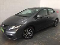 2013 Honda Civic 1.6 i-Dtec ES