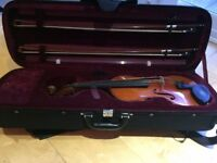 19th century French Violin bought Stringers of London 2016 valued £2,500 with case
