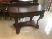 Antique Hall/Side Table for sale