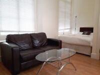 Marble Arch Studio Long Lets £360 per week all bills included