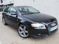 Audi A4 1.9 TDI S line ESTATE Full leather interior 95k Miles only