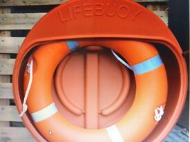 Lifebuoy with Stand