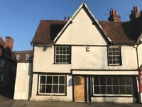 Shop with upper portion for sale Oxfordshire