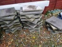 60 small paving stones