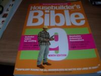 The Housebuilders Bible don't try to build a house without this book!