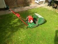 Suffolk Punch Lawn Mower