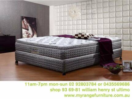 Mattress and Base Sale Sydney CBD Ultimo Inner Sydney Preview