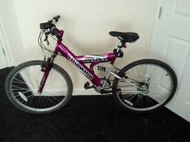 Reflex bicycle