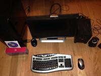 PC gamer et accessoires