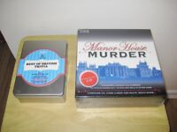 Two Brand New Unopened Marks And Spencer Games.