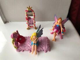 ELC wonderland fairies set complete