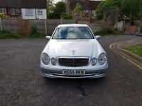 2006 Mercedes-Benz E Class 3.0 E320 TD CDI Avantgarde 7G-Tronic Automatic @07445775115 Navigation