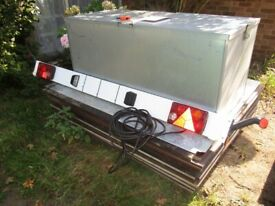 7FT HEAVY DUTY (12V) TRAILER LIGHTBOARD.......