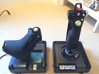 Satex X52 Pro Flight Stick Set