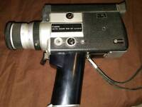 Vintage Canon Super 8 Camera 518 SV