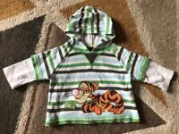 Baby 0-3 months hoodie