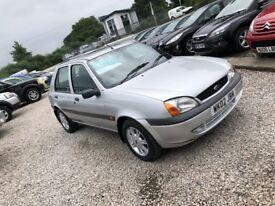 Ford Fiesta 1.3 *ONLY 43K-1 OWNER-MINT-12 MOT+WARRANTY-CHEAP CAR*
