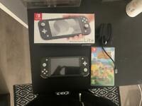 Nintendo Switch Lite + Animal Crossing
