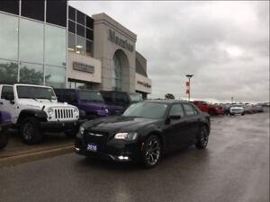 2016 Chrysler 300 300S, Bluetooth, Cam, Leather, Clean CARPROOF
