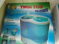 Caravan twin tub Washing machine