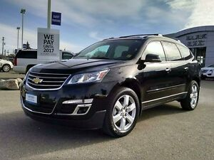 2016 Chevrolet Traverse LT w/1LT AWD 7 Passenger Option *Heated