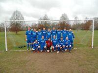 Sunday League Football Players Wanted