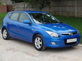 Hyundai i30 Comfort Crdi 5dr (blue) 2009
