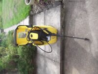 karcher pessure washer 40 40 spares repairs