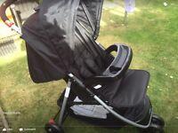 Brand new Ria 3 wheeler buggy