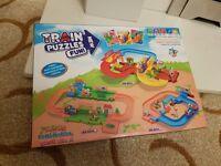 Train Puzzles Fun Game
