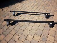 """Thule"" universal square lockable roof-bars (2)"