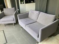 Bo concept 2 piece suite pending collection